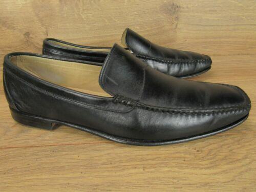10 in eleganti Edmonds taglia 5 D Campbell Mocassini pelle nera Allen jqzpGSMVUL