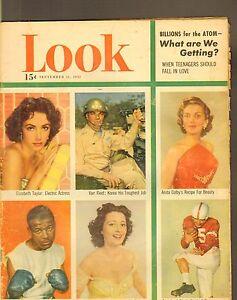 SEPT-11-1951-LOOK-vintage-magazine-LIZ-TAYLOR-SUGAR-RAY-ROBINSON