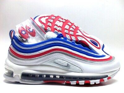 NIKE AIR MAX 97 ALL STAR JERSEY GAME ROYALSILVER SIZE MEN'S 8.5 [921826 404] | eBay