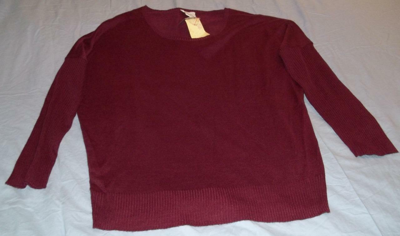 New Oh Baby by Motherhood Women's Maternity top size XL