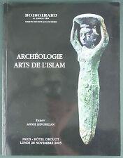 CATALOGUE VENTE ENCHERES - BOISGIRARD, DROUOT - ARCHEOLOGIE ARTS DE L'ISLAM 2005