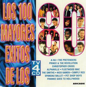 LOS-100-MAYORES-EXITOS-DE-LOS-80-4-CDS-USADO-EN-BUEN-ESTADO