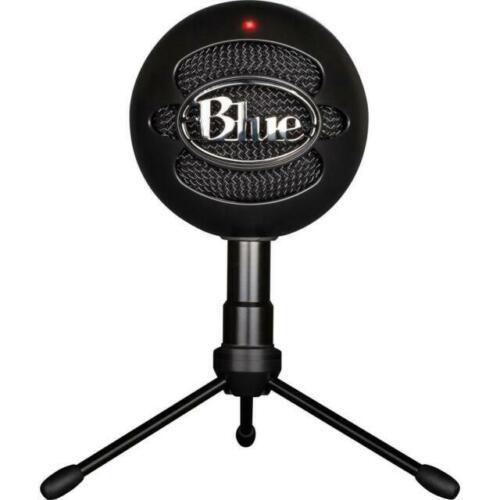 NEW Blue Microphones Snowball iCE USB Microphone Black
