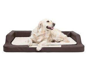 Dog Bed XL XXL Memory Foam Orthopedic Mattress Sofa HobbyDog Medico Elderly Pets