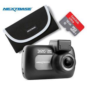 Nextbase-312G-Dash-Cam-2-7-034-LED-Car-Recorder-Night-Vision-Bundle