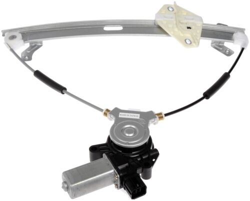 Power Window Motor and Regulator Assembly Front Left fits 03-07 Honda Accord
