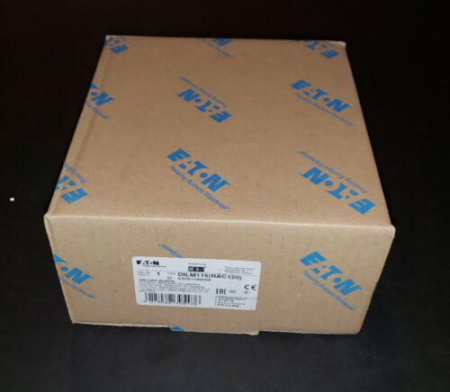 XTCE115G00A  Cutler Hammer --------------/> BRAND NEW Eaton DILM115
