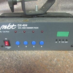 Lite-Puter-P-404-4-Channel-Dimming-Pack-039-AS-IS-039-NO-RETURNS-O2