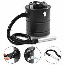 New 5.3 Gallon 1000W Ash Vacuum Cleaner For Fireplaces Stove BBQ Wet Dry Dust
