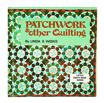 Patchwork & Other Quilting (1974, Hardcover)
