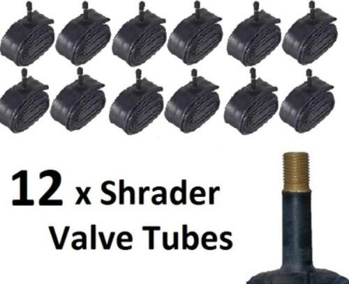 "12 x 20"" Schrader Valve Inner CycleTube 1.75 1.85 1.95 2.05 2.125 Bicycle Bike"