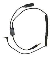 Pilot Communications - Digital Audio Recorder Adapter For Ga (dual Plug) Headset