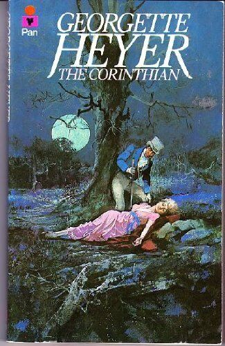 The Corinthian,Georgette Heyer- 9780330102858