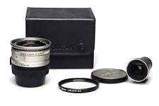 Carl Zeiss Biogon T* 21mm F2.8 + GF-21 + Contax 55mm  f. Contax G1 G2