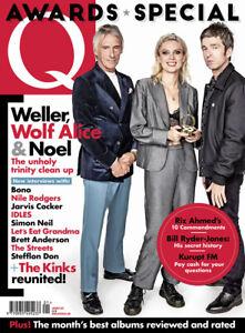 q-magazine-Jan-2018-Awards-Special-Idles-Weller-Noel-Gallagher-U2-Wolf-Alice