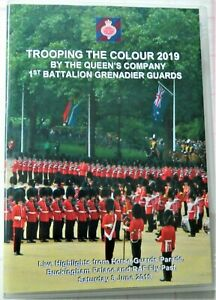 Details about REGION 2 PAL DVD - 2019 TROOPING THE COLOUR BY 1ST BATTALION  GRENADIER GUARDS
