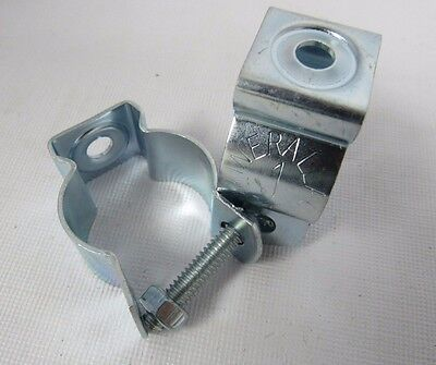"""50 pc Steel Conduit Hanger with Bolt /& Nut 2/"""" EMT Rigid Pipe Fittings"""