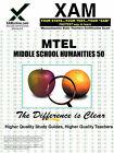MTEL Middle School Humanities 50 by Sharon Wynne (Paperback / softback, 2006)