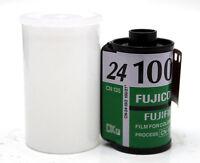 5 Rolls Fuji 100 35mm Film 135-24 Exposure Color Print Bulk Fast Ship Usa