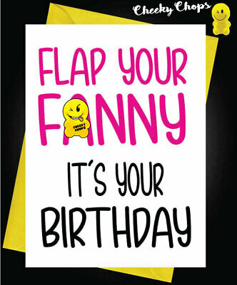 CARDS-BIRTHDAY CARD Rude Funny Unicorn Friend Daughter wife girlfriend sister ..