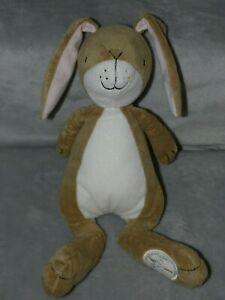 RAINBOW-DESIGNS-GUESS-HOW-MUCH-I-LOVE-NUTBROWN-HARE-SOFT-TOY-COMFORTER-DOUDOU