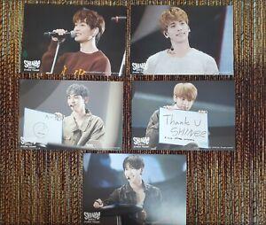 SHINe-World-5-IV-2017-Official-Photocards-Onew-Jonghyun-Key-Minho-Taemin