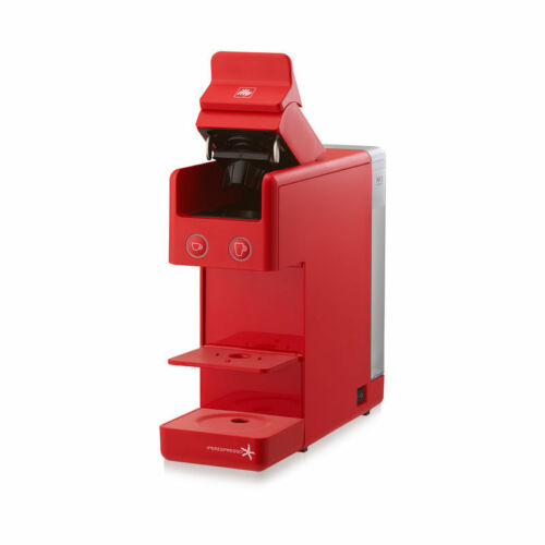 Coffee Maker Y3.2 RED machine ILLY Francis italian espresso capsules coffee