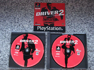 Driver 2 - Back On The Streets (Sony PlayStation 1, 2000) - Forchheim, Deutschland - Driver 2 - Back On The Streets (Sony PlayStation 1, 2000) - Forchheim, Deutschland