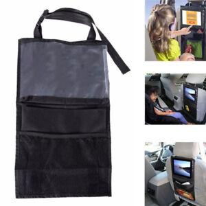 Organizador-Bolsillo-para-Asiento-Trasero-Coche-Sostenedor-PVC-para-iPAD-Tableta