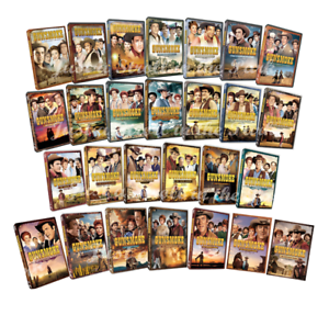 Details about Gunsmoke TV Series Complete All 1-14 Seasons DVD Set  Collection Episodes Western