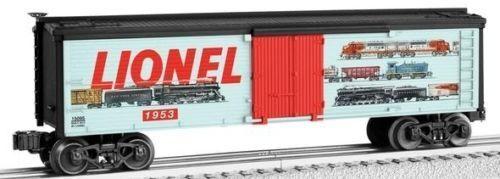 Lionel O 6-15095 Lionel Art Refrigerator Car, Lionel Lines