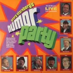 Georg-Sternberg-Humor-Party-LP-Vinyl-Schallplatte-166556