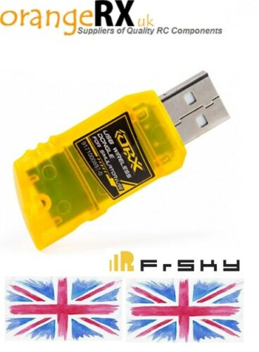 OrangeRx Frsky USB Dongle for open source Flight Simulator RC Drone heli UK