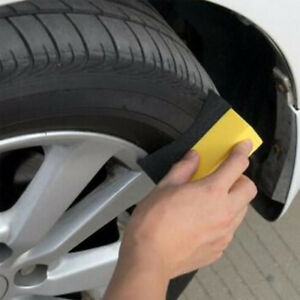 U-shaped-Car-Wheel-Tire-Waxing-Polishing-Compound-Washing-Sponge-Cleaning-Pads