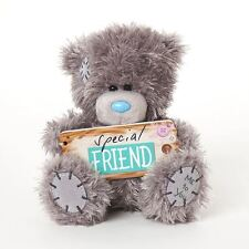 "Me to You 5"" Plush With Special Friend Plaque Gift For Friends Tatty Teddy Bear"