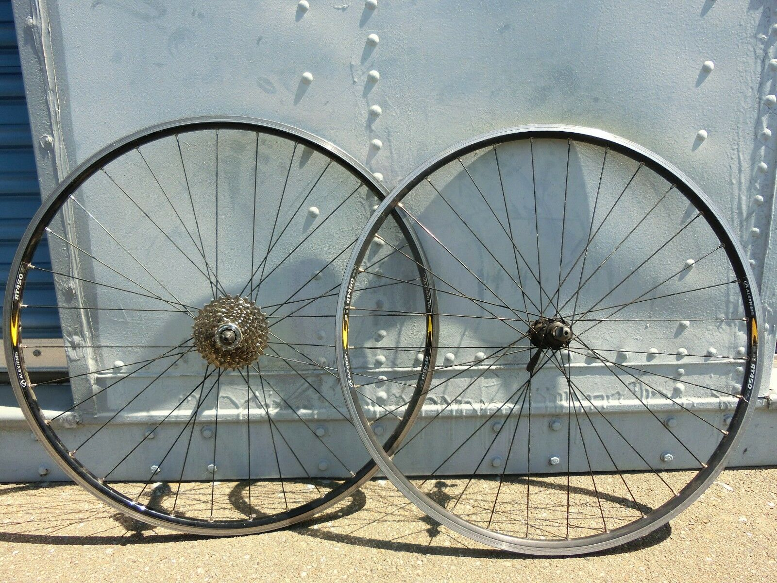 Alex Rims AT450 700C Road Wheelset