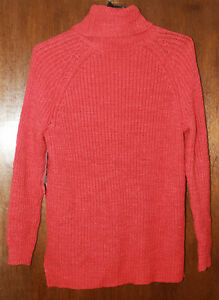 NWT Ralph Lauren Jeans LRL Womens New $115 Turtleneck Tunic Sweater S M L XL