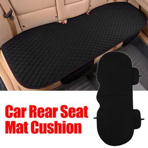 Siege-voiture-arriere-universel-noir-housse-protection-en-lin-3D-coussin-chaise