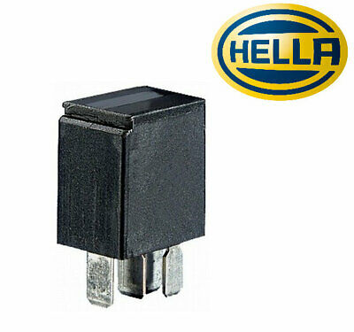 12V with resistance HELLA 4RD 965 453-041 Relay wipe-//wash interval