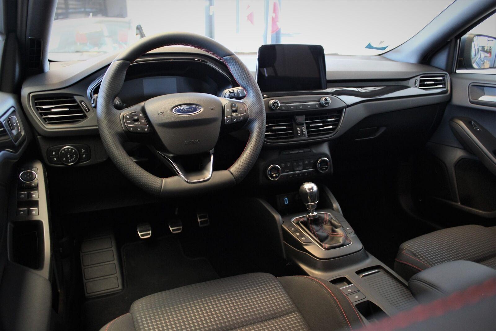 Ford Focus 1,0 EcoBoost mHEV ST-Line stc. - billede 8