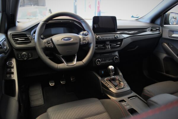 Ford Focus 1,0 EcoBoost mHEV ST-Line stc. billede 8