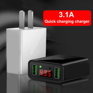 QC-3-0-Dual-USB-Digital-Display-Phone-Wall-Charger-Adapter-for-iPhone-Android-WR