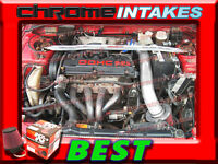 K&n+blue Red 95-99 Mitsubishi Eclipse/eagle Talon 2.0l Non-turbo Air Intake Kit