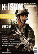 K-ISOM Spezial Ausgabe Nr.I / 2015  SOCOM  US Special Operations Forces  NEU