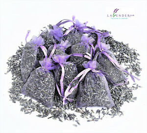 10-Lavender-Lilac-Bags-Sachets-Wardrobe-Drawer-Aromatic-Repel-Calming-Air-Fresh