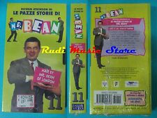 VHS film cartonata MR.BEAN 11 Rowan Atkinson 1998 Sigillata FABBRI (F95) no dvd
