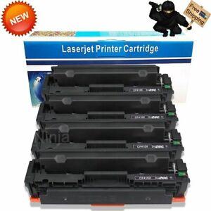4-Pack-Black-Toner-for-HP-CF410X-LaserJet-Pro-M452dw-M477fdn-M477fdw-M477fnw-MFP