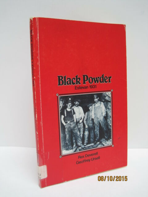 Black Powder by Rex Deverell and Geoffrey Ursell