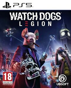 Videogioco Ubisoft Watch Dogs Legion PS5 300117110