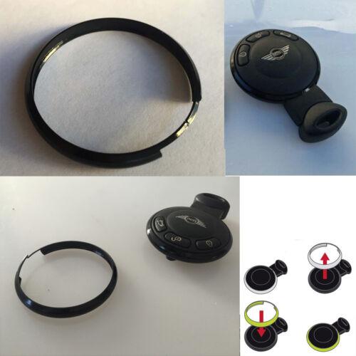 Porte cle noir black pour Mini One Cooper r55 r56 r57 r58 r59 r60 r61